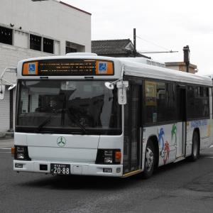 鹿児島交通(元伊丹市バス) 2088号車