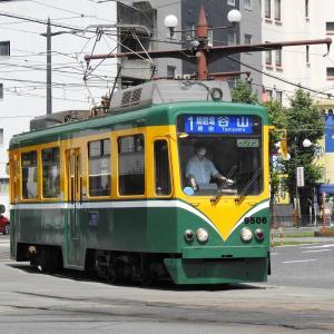 鹿児島市電9500形 9506号車