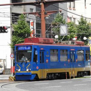 鹿児島市電9500形 9513号車(NextTram KIRIKO)
