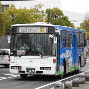 鹿児島交通(元立川バス) 828号車