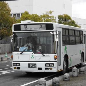 鹿児島交通(元阪急バス) 1560号車