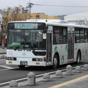 鹿児島交通(元京成バス) 1400号車