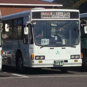 鹿児島交通 1444号車 《元阪急バス》