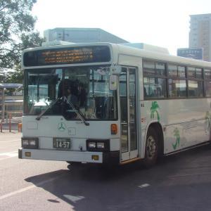 鹿児島交通 1457号車 《元阪急バス》