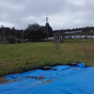 江名子農場(高山市江名子町)草刈り