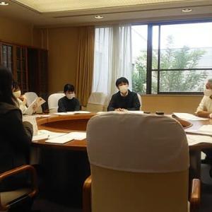 富山大学高岡キャンパス視察