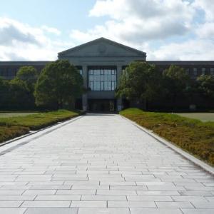 同志社大学ラーネッド記念図書館視察