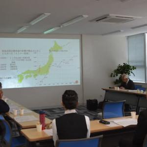 第1回文化経済学講座(池上 惇 先生)