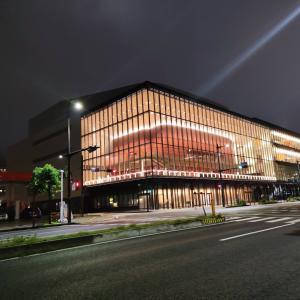 夜活のスポーツジムにて筋トレ フラミンゴの休日 高崎市吉井店