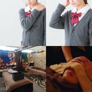 女子高校生来店(*'ω' *)3Dもみほぐし&頭ほぐし フラミンゴの休日 高崎市吉井店