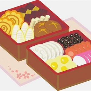 日本の行事食①(1月~3月)