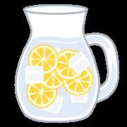 熱中症予防に『レモン水』がおすすめ