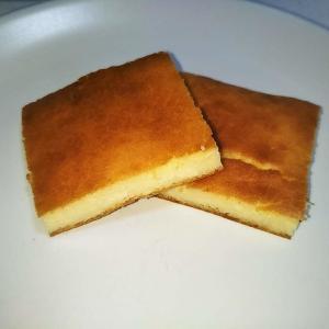 重くないあっさりとした 生風ベイクドチーズケーキ