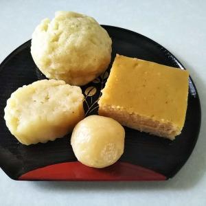 「基本の滑らかサツマイモ」から作る簡単和菓子4選