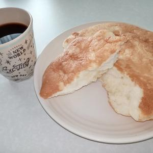 【冷凍卵白消費】雲パンとシフォンケーキの中間食感「ふわふわケーキパン」
