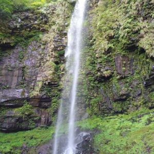 【日帰り旅行 岐阜へドライブ旅9】間近で見る滝