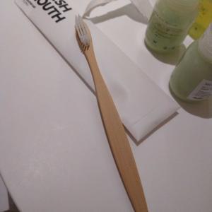 【休業直前のUSJ36】アメニティに木製品有り