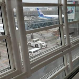 訪韓一日目 空港〜ホテルまで