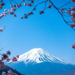 富士山の美しさ
