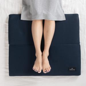 たった4センチ!?睡眠改善のキーポイントは足首にあった!