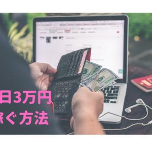 ネットビジネス初心者が一日で3万円稼いだ話