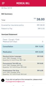 マレーシアの医療費事情。風邪で全額自己負担でクリニックへ行くといくら?!