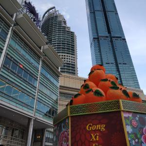 マレーシア中華系の春節(Chinese New Year)