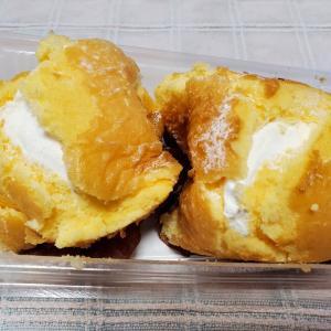 ふんわり生地とクリームのケーキ(成城石井)