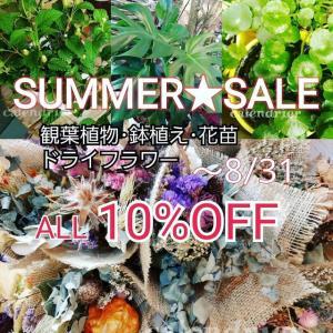 続・SUMMER★SALE