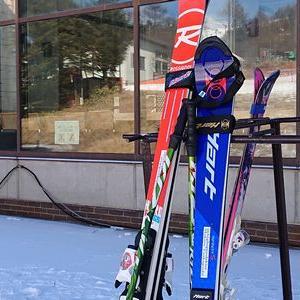 スキーテスト再び