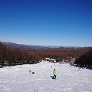 恐ろしいスキー競技