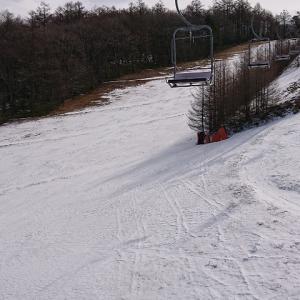 白樺高原国際スキー
