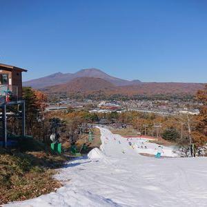 3日目です。久しぶりにスキーの仲間と