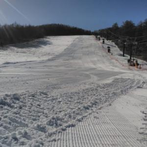 スキー場のオープン情報