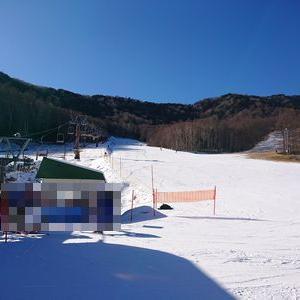 八千穂高原スキー場もオープン
