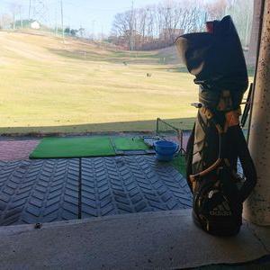ゴルフ道具が大変なことに!