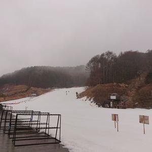 ある国会議員の行動で自分のことも考えてみたりとか今日のスキー場のこととか
