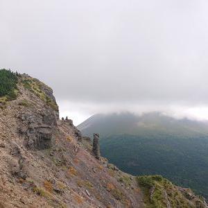 お気軽登山、黒斑山(長野県小諸市)