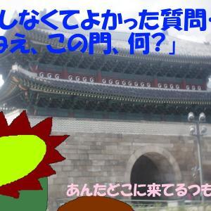 「最悪の日韓関係」の中、韓国の中枢に行く、ただし買い物旅行13-南大門で韓国人の本音を聞く-(河童亜細亜紀行190)