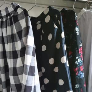 9月になったら着ない夏服、セールでポチした服