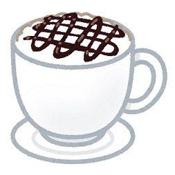 おうちでも少し贅沢にカフェモカを