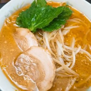 おうちで手軽に、スープが美味しい濃厚味噌ラーメン