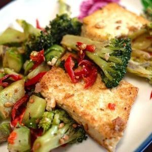 アラサーワーホリ男性のバンクーバーでヴィーガン(ビーガン)生活(28) カポナータの作り方とベトナム料理