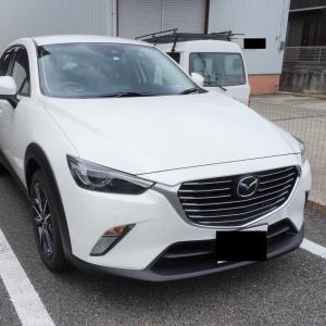 マツダCX-3 新古車(試乗車・展示車)の場合の購入価格事例~MAZDA CX-3 XD PROACTIVEの場合