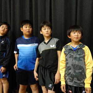 第1回小学生強化リーグ