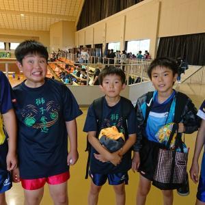 福島県ホープス強化卓球大会