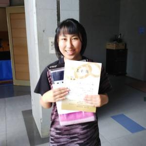 復興支援大会福島スポーツ祭典卓球大会