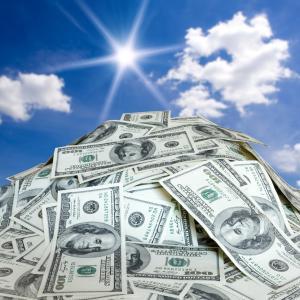 大金を手に入れる前兆!引き寄せの法則で不思議とお金が入ってくる時の前触れ