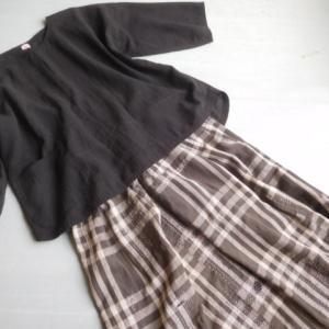 雑巾スカート〜〜〜♪