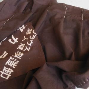 秋色(?)パンツ作ります〜〜〜♪